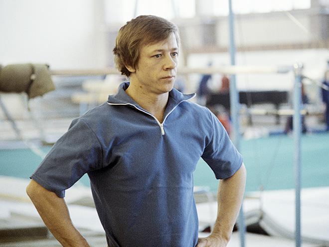 Четыре года назад умер великий гимнаст Андрианов