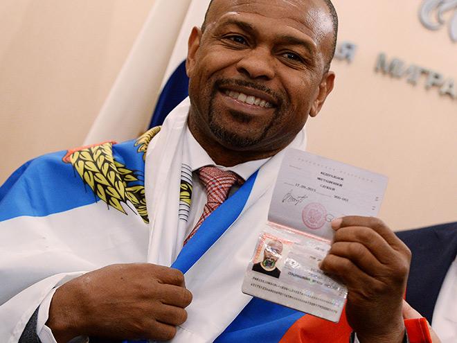 Всё, что нужно знать о получении российского паспорта Роем Джонсом