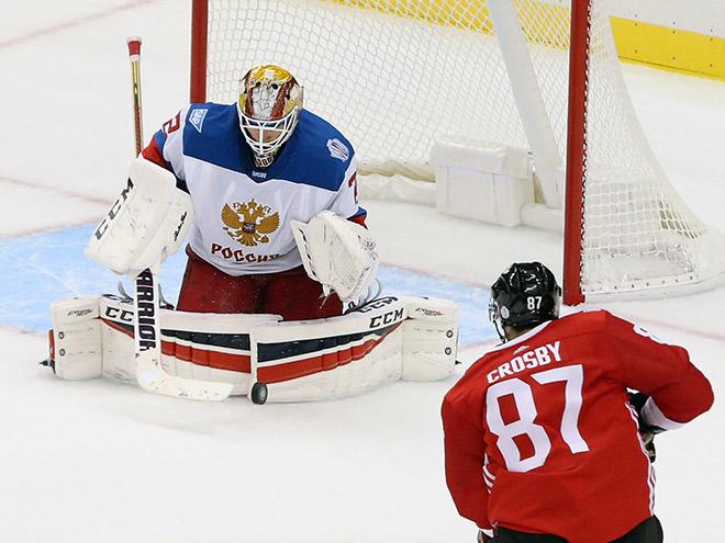 Россия – Канада
