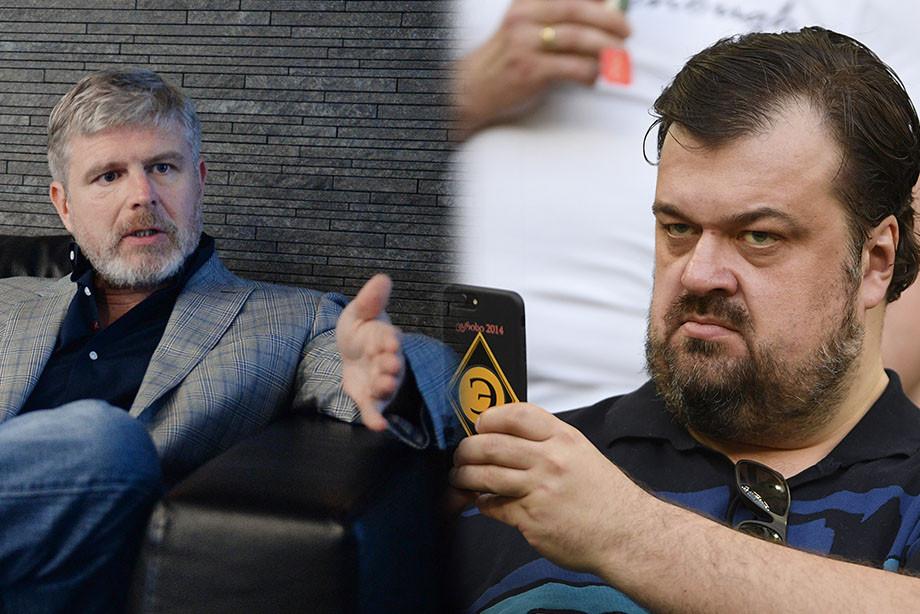 Уткин жёстко ответил Рябинскому от имени толстяков — скандал, что дальше?