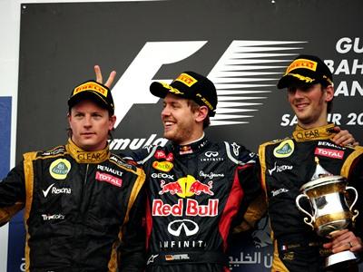 Феттель в доминирующем стиле выиграл Гран-при Бахрейна