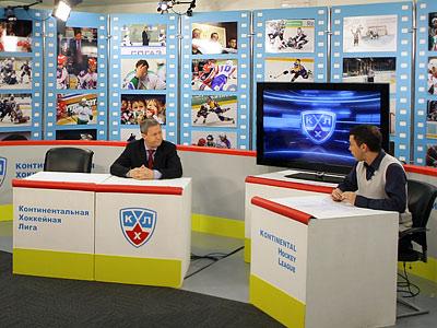 Исследование интереса телезрителей к матчам плей-офф КХЛ