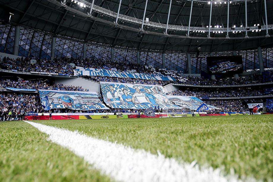 Португалец Кардозу забил 1-ый гол наобновленном стадионе «Динамо»
