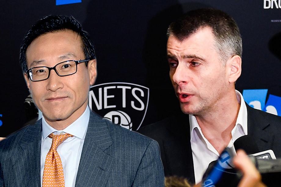 Михаил Прохоров реализовал клуб НБА «Бруклин Нетс» за2,35 млрд долларов