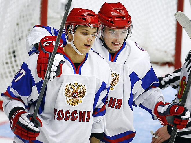 Вадим Хлопотнов и Иван Барбашев