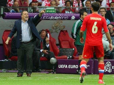 Пресс-конференция Дика Адвоката после матча с Польшей