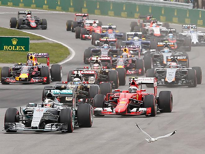Льюис Хэмилтон выиграл Гран-при Канады Формулы-1