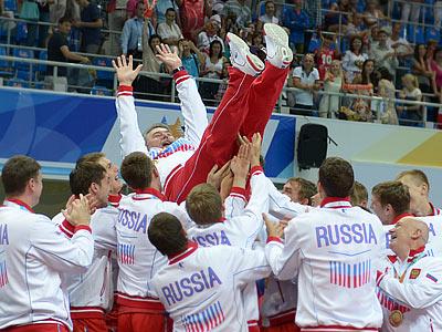 Волейбол. Игроки сборной России о победе в Казани
