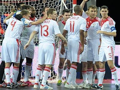 Игроки сборной России по мини-футболу подвели итоги ЧЕ в Хорватии