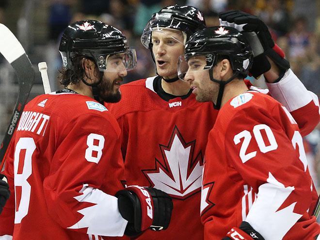 Кубок мира – 2016. Канада сыграет с Чехией, Европа проведёт матч с США