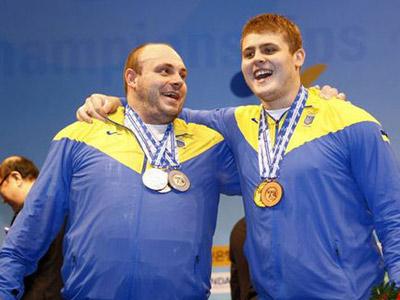 На Олимпиаде Украина в тяжёлой атлетике рассчитывает на медали