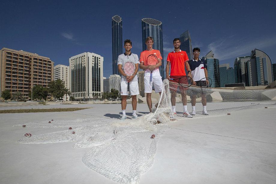 Теннис в пустыне. 10 причин следить за турниром в Абу-Даби