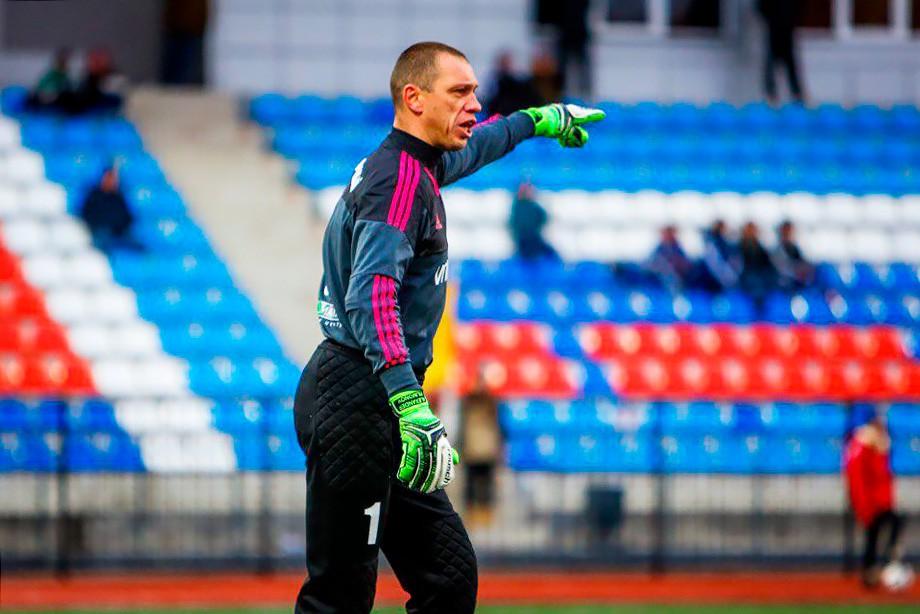 Филимонов: «Неисключаю, что яначну тренерскую карьеру»