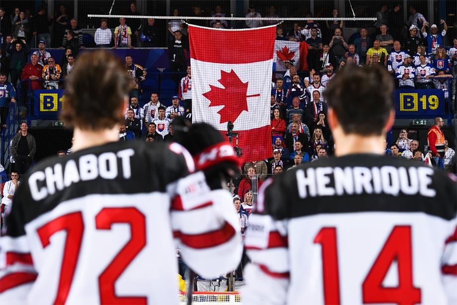 На ЧМ скандал – освистали гимн Канады