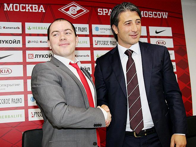Роман Асхабадзе и Мурат Якин