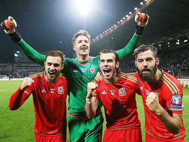 Сборная Уэльса по футболу