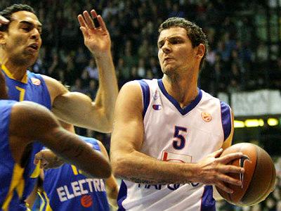 Обзор тура баскетбольной Евролиги