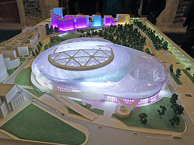Перегудов: Петровский парк должен стать магнитом
