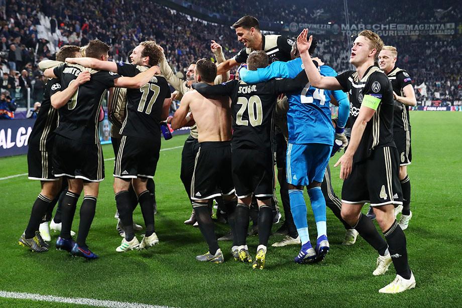 «Аякс» — не сенсация. Эта команда по футбольным качествам среди лучших в Европе