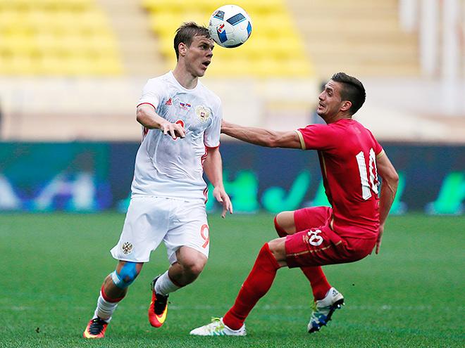 Сербия - Россия - 1:1. 5 июня 2016 года. Обзор матча, фото, видео