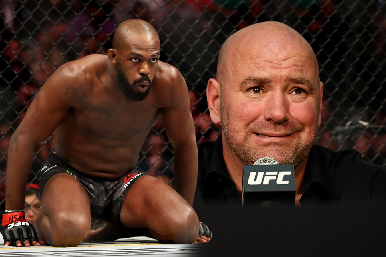 Величайший в истории UFC проиграет Дане Уайту. Джонсу не дадут $ 50 млн