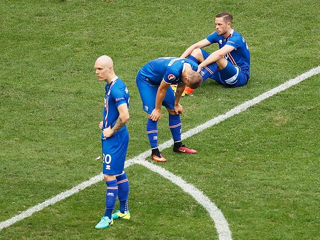 Исландия – Венгрия – 1:0