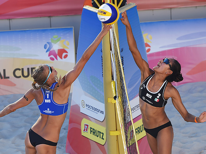 Одимпиада-2016. Состав сборных по пляжному волейболу