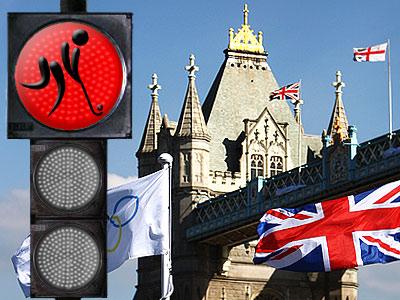 """""""Лондонский светофор"""". Хоккей на траве"""