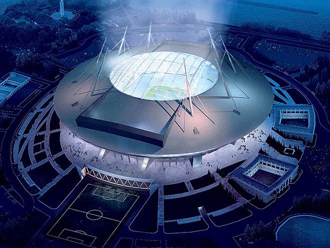 Стадион «Зенит»