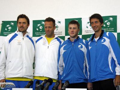 Сборная Украины сыграет со Швецией