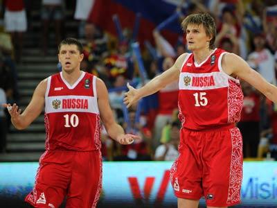 Виктор Хряпа и Андрей Кириленко