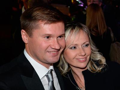 Алексей Немов и Мария Бутырская