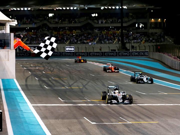 Финал Ф-1: новый чемпион, победа Хэмилтона и прощание Баттона