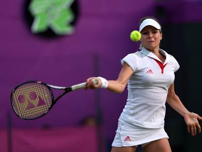 Лондон-2012. Теннис. Мария Кириленко