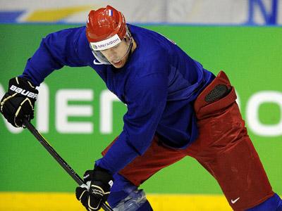 Евгений Малкин – о предстоящей игре со сборной Латвии