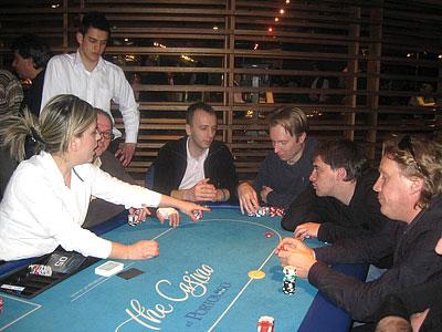 Mediterranean Poker Cup. Завязка