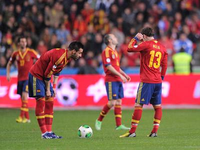Испания – Финляндия – 1:1