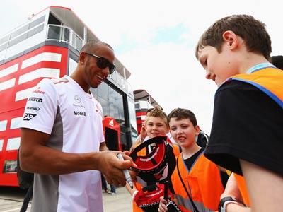 Гран-при Великобритании Формулы-1: тактика, прогноз погоды, трасса