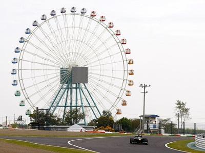 Хронометр: Гран-при Японии