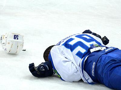 Кто остановит разбой на площадках КХЛ?