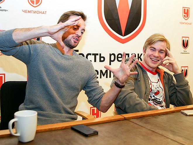 Актёры «Молодёжки» – о хоккее, сборной России и Знарке