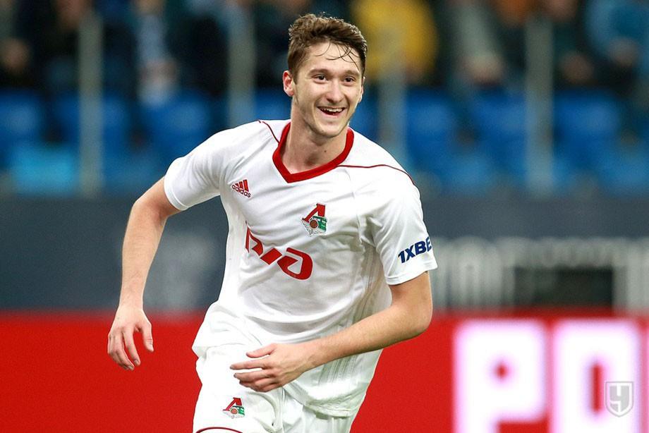 Алексей Миранчук – лучший в октябре