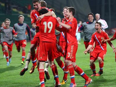 Юношеская сборная России – чемпион Европы U17