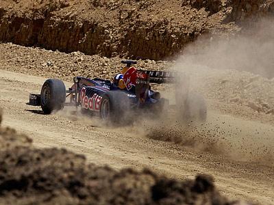 Формула-1 попала под NASCAR