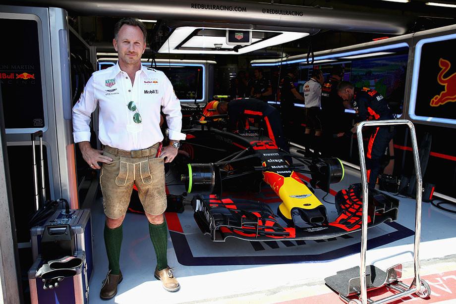 На двух колёсах и в шлёпанцах. Как Формула-1 помогала людям в 2018-м