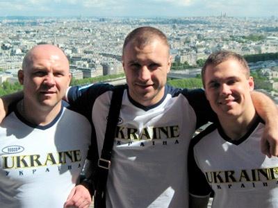 Сегодня украинский средневес Максим Бурсак проведёт титульный бой