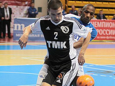 «Синара» и «Динамо» вновь сыграли вничью