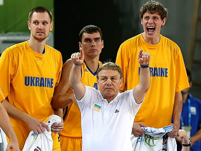 Наставник сборной Украины о Евробаскете-2013