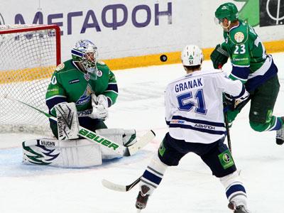 Итоги игрового дня КХЛ. Часть первая