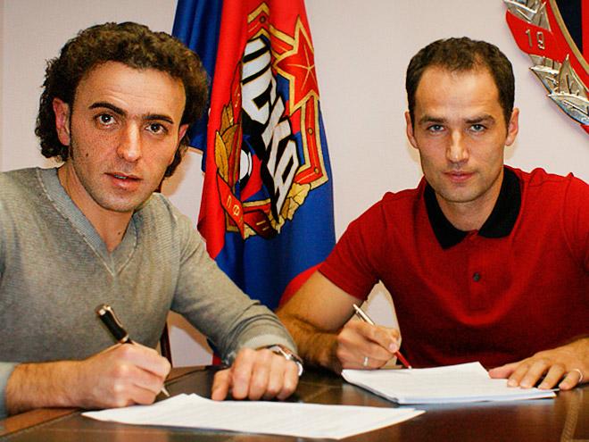 Роман Бабаев и Роман Широков